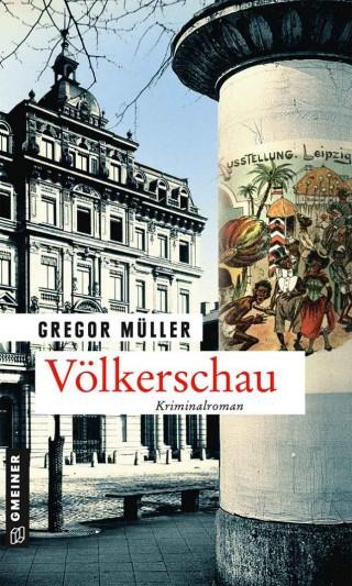 Bildinhalt: Abgesagt! Buchmesselesung Völkerschau |