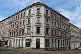 Bildinhalt: Laden neben Mode-Eck auf der Georg-Schwarz-Straße wird neu vermietet  