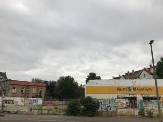 Bildinhalt: Grundstück in Lindenau für Hotelbau oder Seniorenwohnen geplant |