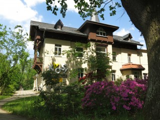 Kurse und Ferienprogramm bei KAOS   KAOS- Villa (Foto: Jochen Janus/ KAOS)
