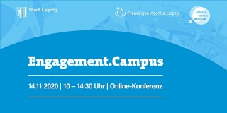 Engagement.Campus am Samstag, 14.November 2020 |