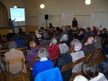 Bildinhalt: Themenabend Verkehr - 12.02.2014