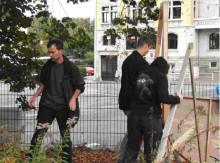Bildinhalt: Stadtplatz Leutzsch