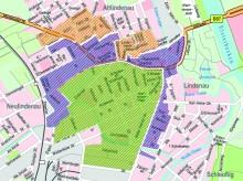 Bildinhalt: Sanierungsgebiete